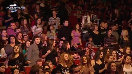 Джена - Да видя какво е - live - 11 годишни награди на Планета Хд