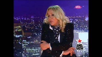 Vesna Zmijanac - Nema vise mog coveka - Ami G Show - (TV Pink 2013)