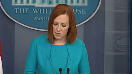 USA: 'We will impose consequences when warranted' - Psaki on Russia sanctions