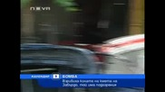 Взривиха колата на кмета на Забърдо
