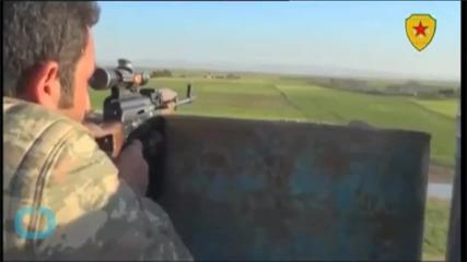 Senior ISIS Leader Killed, Wife Captured in US Commando Raid