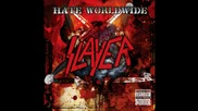 Slayer - Hate Worldwide ( World Painted Blood )