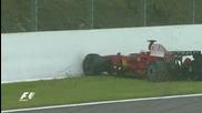 Формула 1 2008 Formula 1 2008 highlights