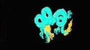 Светеща тениска - Дракон