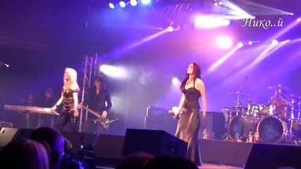 Doro And Tarja Turunen - Walking With The Angels (превод)