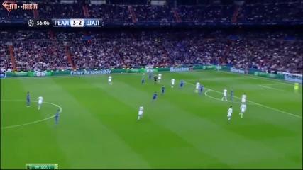 Real Madrid - Schalke 04 3:4