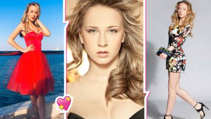 Българка - в топ 3 на красавици без корекции! Коя е Кристиана Рангелова и защо я обвиниха в кражба?