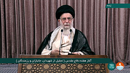 Iran: Khamenei addresses war veterans as Sacred Defence Week kicks off