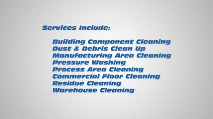 Atlanta Industrial Cleaning Services