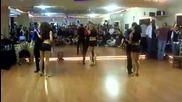 Ataca Jorgie La Alemanas Bachata Team debut their n