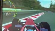 Войчех Счесни срещу Тио Уолкът - Формула 1