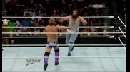 Wwe Raw 04.08.2014: Chris Jericho Vs Luke Harper