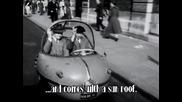 Най - готината кола от 50 - те години на 20 век!