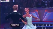 Dancing With The Stars Us - Валс - Aaron & Karina