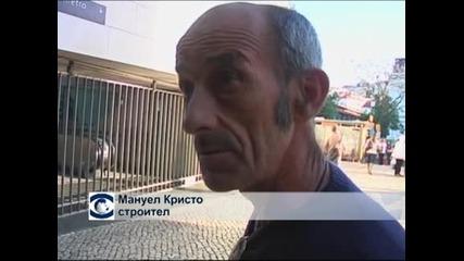Транспортна стачка в Португалия предизвика хаос в движението