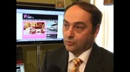 Дарик представи най-новия си интернет проект - Zar.bg