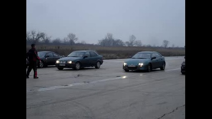 Mazda 323f, Bmw 318, Vw Golf 3 Gti I Mazda Mx - 3