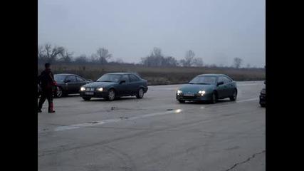 Mazda 323f, Bmw 318, Vw Golf 3 Gti I Mazda Mx - 3