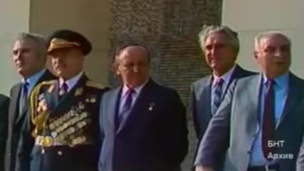 Военен парад по повод 13 века България, 1981 г.