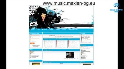 Maxlan-bg - Sites and Servers