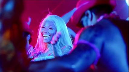 Nicki Minaj - Starships Hd Качество [ Официално Видео ]