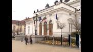 Депутатите гласуват бюджет 2013