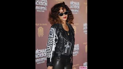 Styl Rihanna