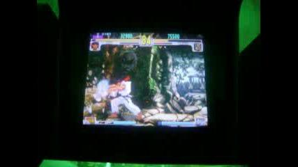Sf3 - Arcade Casuals j - rich23 vs shouryuken