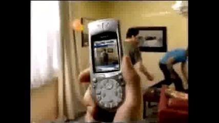 Реклама - Nokia и Лудата Котка