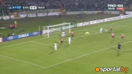(2.11.10) Uefa Champions League Bursaspor 0 - 3 Manchester United