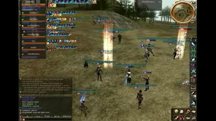 Lineage2 Oren Defence Part 3