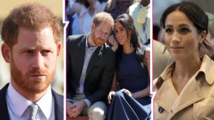 """""""Хари е пълен провал като съпруг"""": Нови обвинения срещу херцозите на Съсекс"""