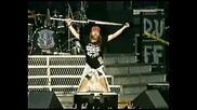 Guns N Roses - 1992 - 06 - 06 - Hippodrome, Paris, France - Live And Let Die & Attitude Hq