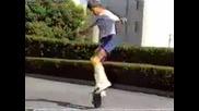 Rodney mullen 1984 в Япония