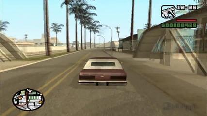 Gta San Andreas: Епизод 4 - Гаджето на Суит