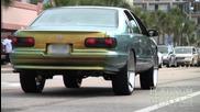Bubble Impala Tucking- The Carolina's Series
