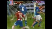 14.06.2010 Италия - Парагвай 0:1 Гол на Антонин Алкарас – Мондиал 2010 Юар