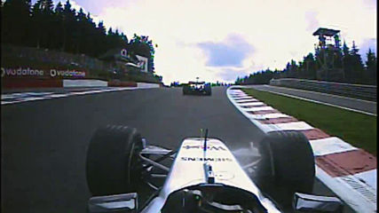 Belgium 2004 F1