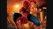 Епичният саундтрак от филма Спайдър - Мен 2 (2004)