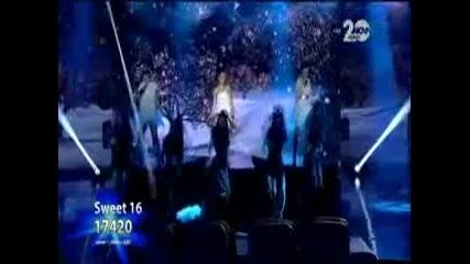 Sweet 16 - X Factor Live (18.11.2014)