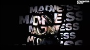 Cascada feat. Tris - Madness ( Official Video ) + Превод