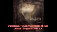 Duskmourn - Dusk Over Fields of Ruin (2014)