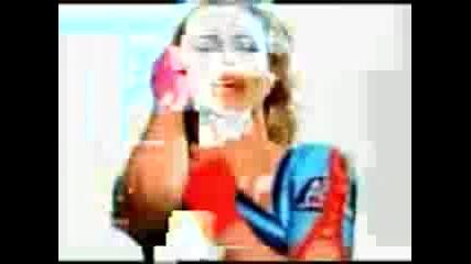 Пепси - Бекам & Бритни