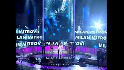 Milan Mitrovic - Hrabro srce (2012) Grand Festival (live)