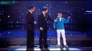 Britains got talent Финал - Aidan Davis