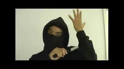 The Ninja Glare