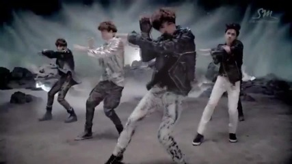 korean dance - Nalina (ss501, Nu'est, Exo- K & M, Taemin - Shinee)