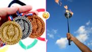 Онова, което НЕ знаете за Олимпийските игри