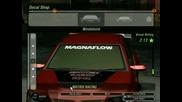 Nfsu 2 Mitsubishi Lancer Evolution - Fast and Furious Tokyo Drift Vinyl