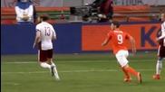 Холандия 6:0 Латвия 16.11.2014
